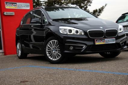 bmw active tourer 218i 136ch luxury line d 39 occasion bmje. Black Bedroom Furniture Sets. Home Design Ideas