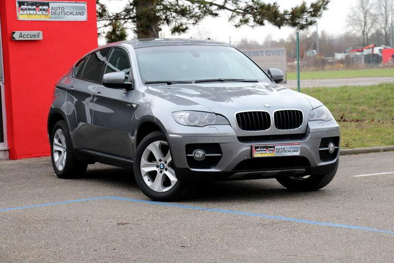 bmw x6 3 0d full options d 39 occasion bmje auto. Black Bedroom Furniture Sets. Home Design Ideas