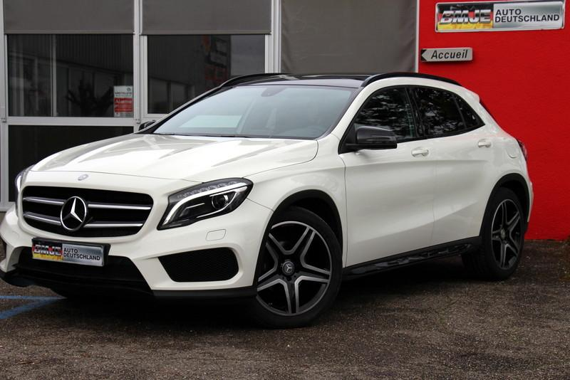 mercedes gla 200cdi fascination pack amg d u0026 39 occasion