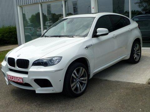 bmw x6 m v8 turbo 555ch d 39 occasion bmje auto. Black Bedroom Furniture Sets. Home Design Ideas